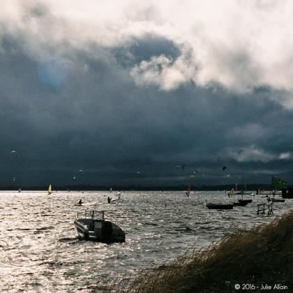 Surfeurs de la Baltique - Portra 400
