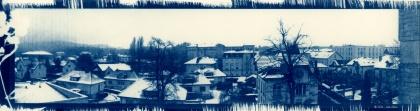 Vittel - Cyanotype